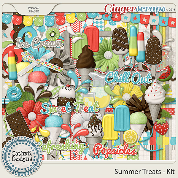 Summer Treats - Kit