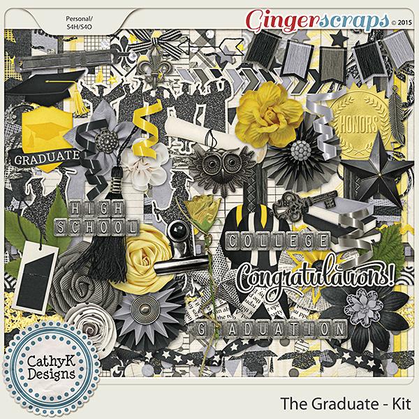 The Graduate - Kit