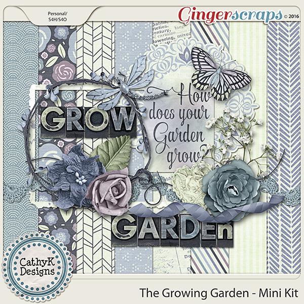 The Growing Garden - Mini Kit