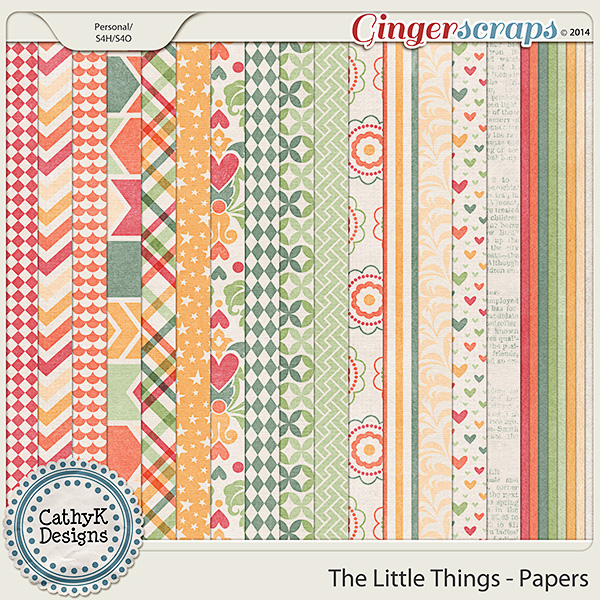 The Little Things - Papers