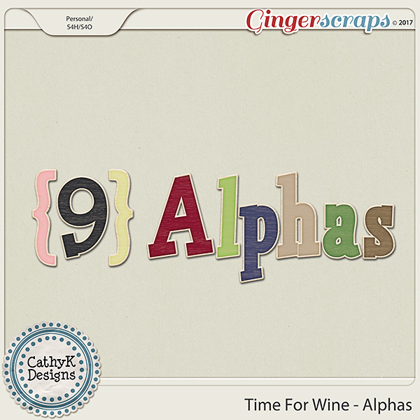 Time for Wine - Alphas