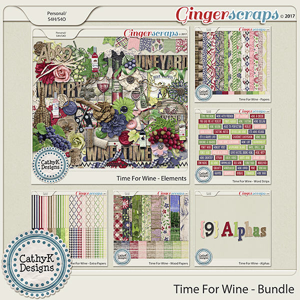 Time for Wine - Bundle