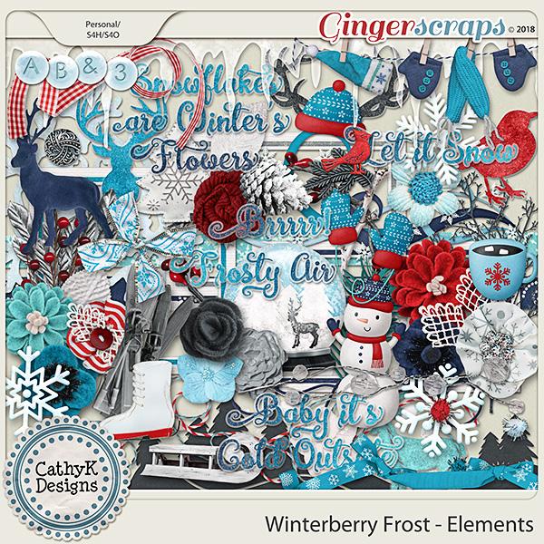 Winterberry Frost - Elements