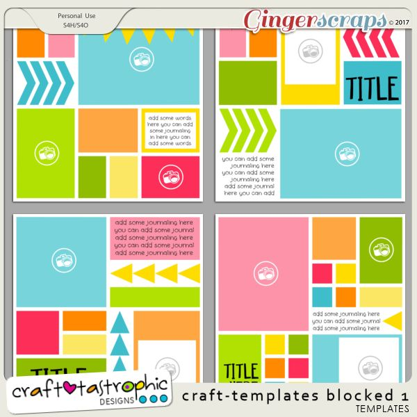 Craft-Templates Blocked 1