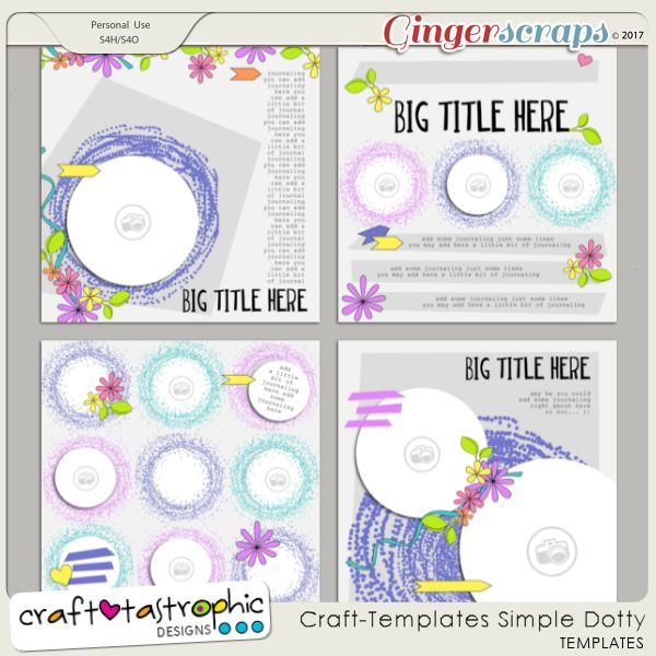 Craft-Templates Simple Dotty