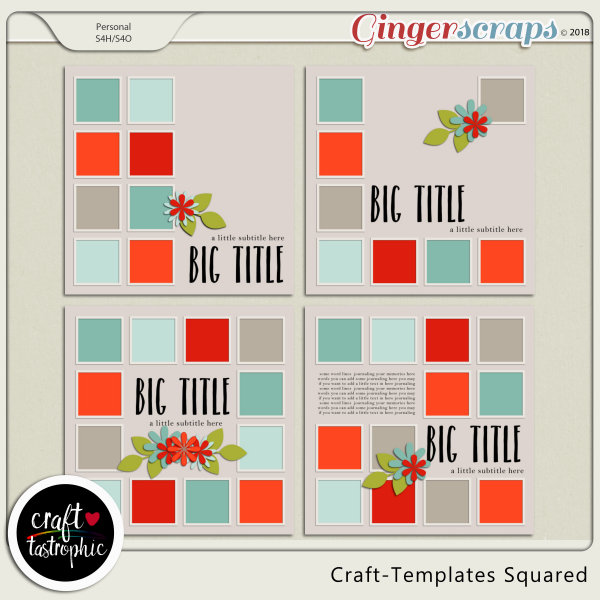 Craft-Templates Squared