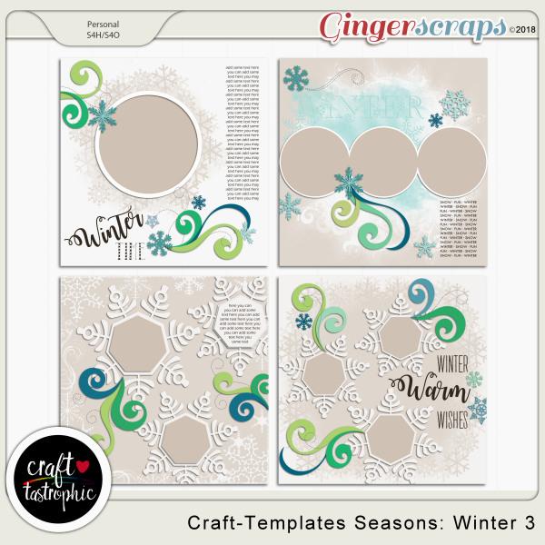 Craft-Templates Seasons Winter3