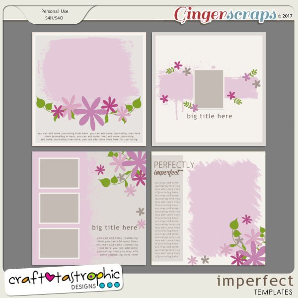 Craft-Templates Imperfect