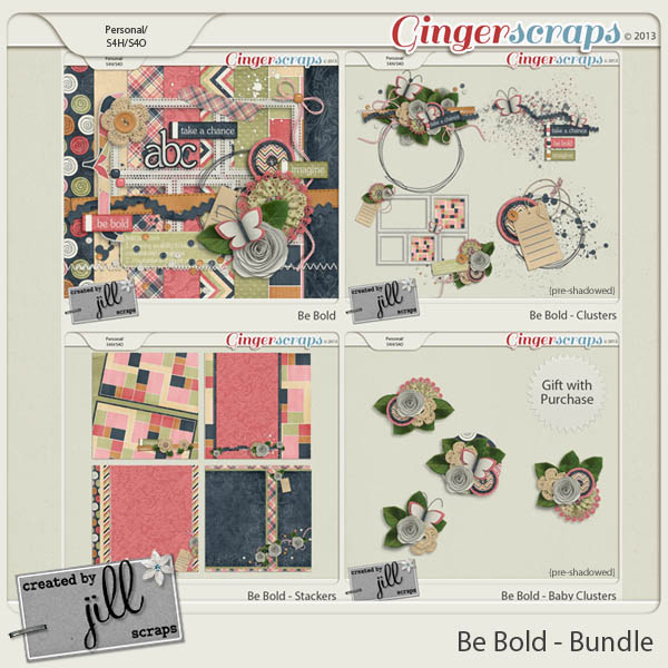 Be Bold - Bundle