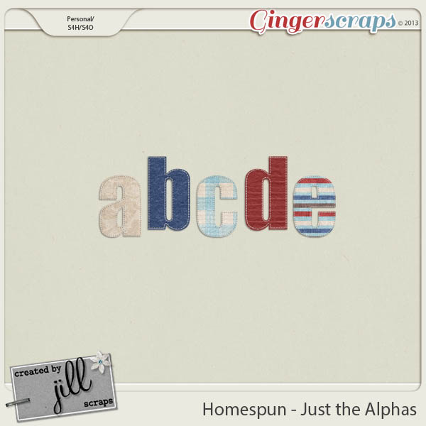 Homespun - Just the Alphas