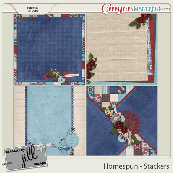Homespun - Stackers