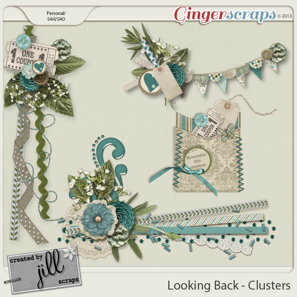 Looking Back - Clusters