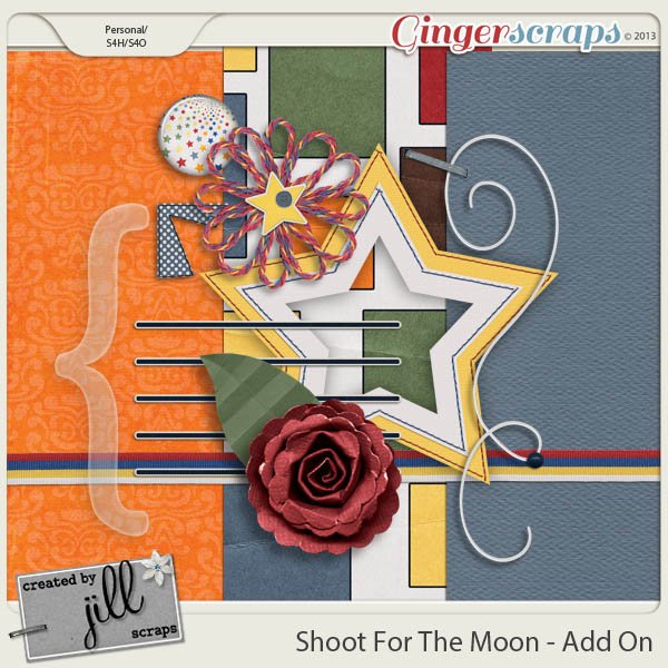 Shoot For The Moon - Add On