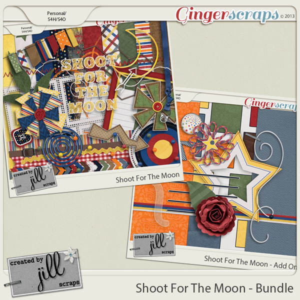 Shoot For The Moon - Mini Bundle