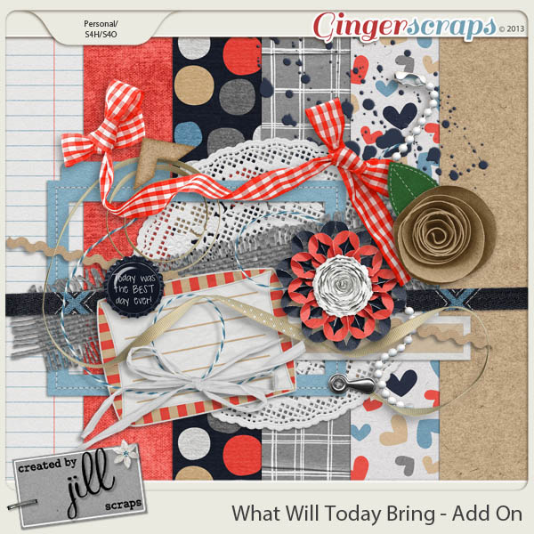 What Will Today Bring - Add On