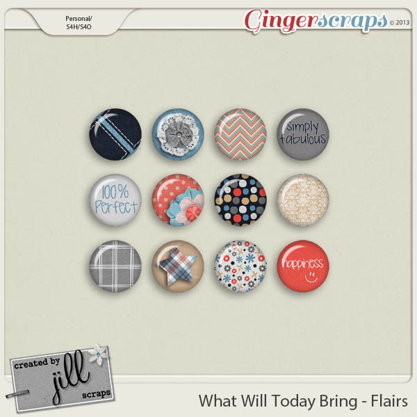 What Will Today Bring - Flairs