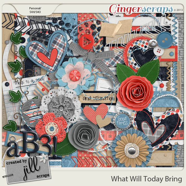 What Will Today Bring - Kit