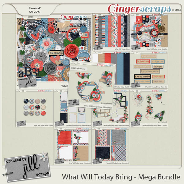 What Will today Bring - Mega Bundle