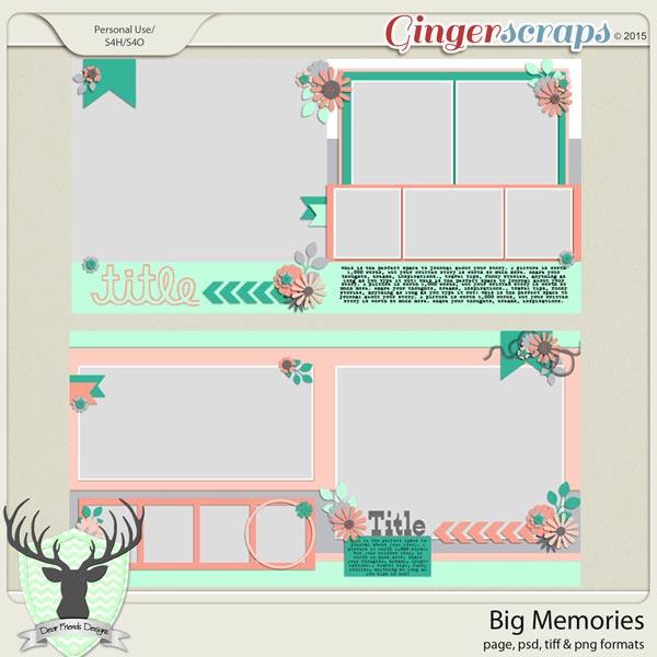 Big Memories