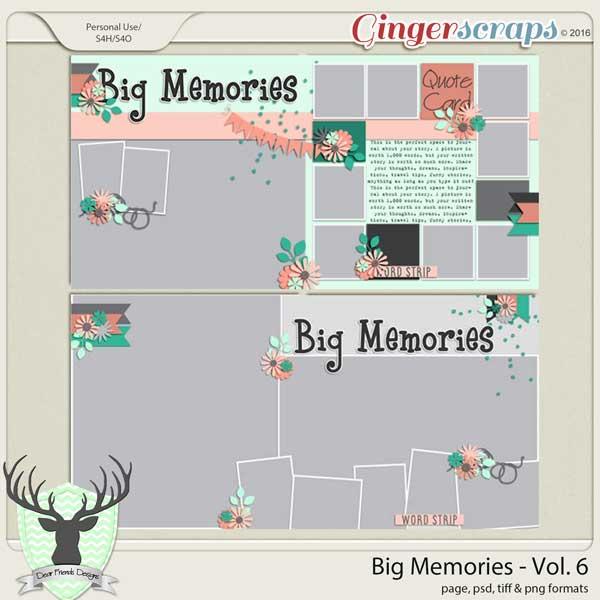 Big Memories Vol 6