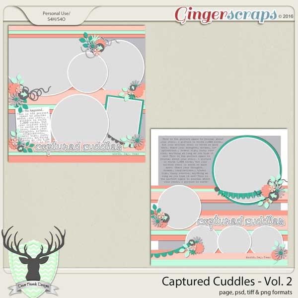 Captured Cuddles Vol 2