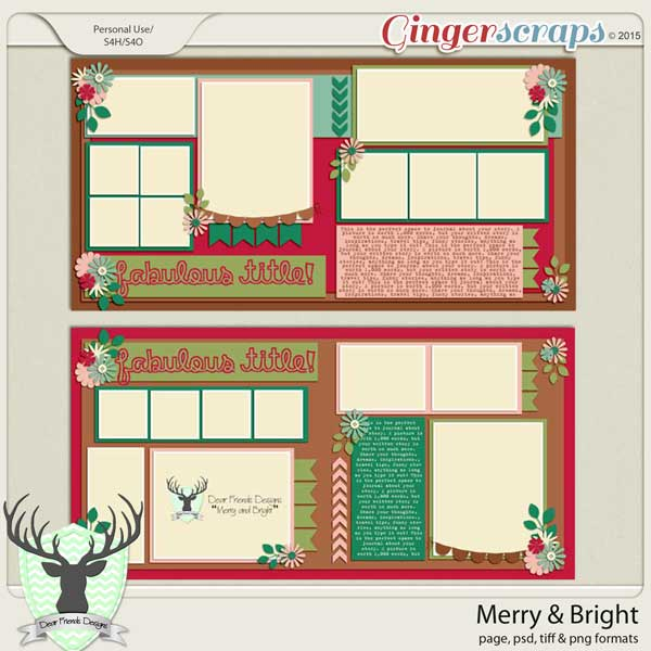 Dec 2015 Buffet: Merry & Bright