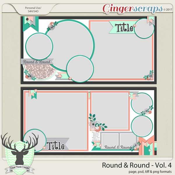 Round & Round Vol. 4