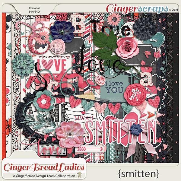 GingerBread Ladies Collab: Smitten