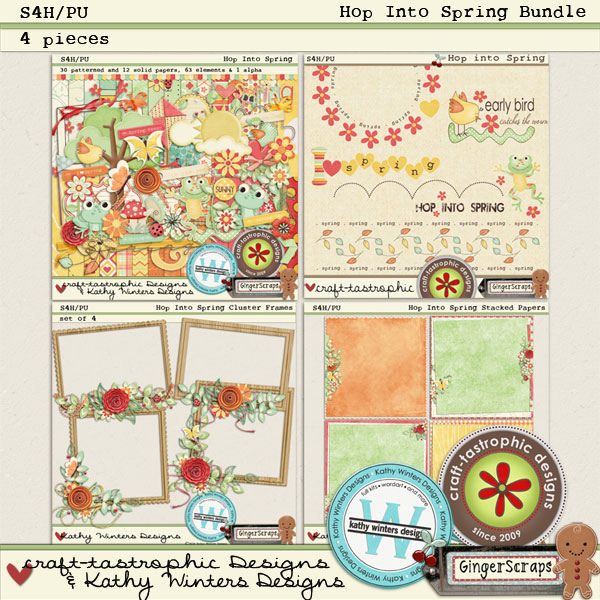 Hop Into Spring Collaboration (Bundle)