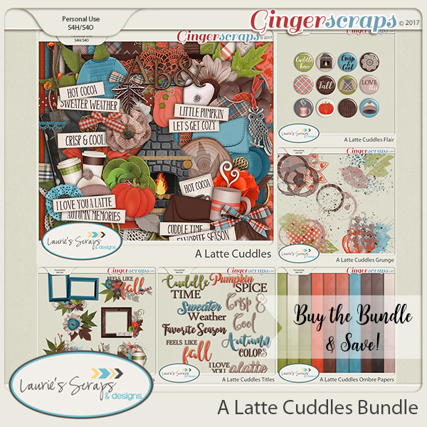 A Latte Cuddles Bundle
