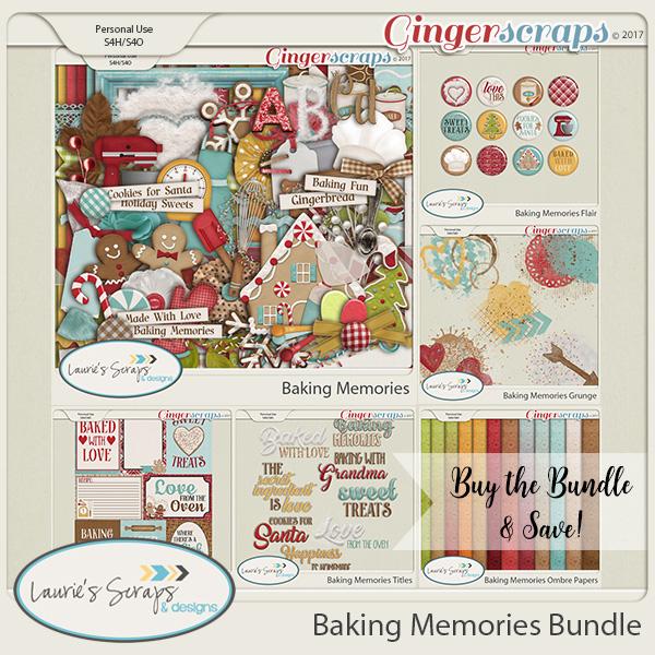 Baking Memories Bundle