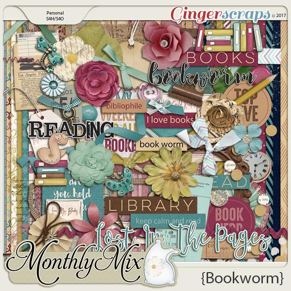 Monthly Mix: Bookworm