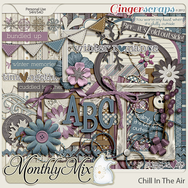 Monthly Mix: Chill In The Air