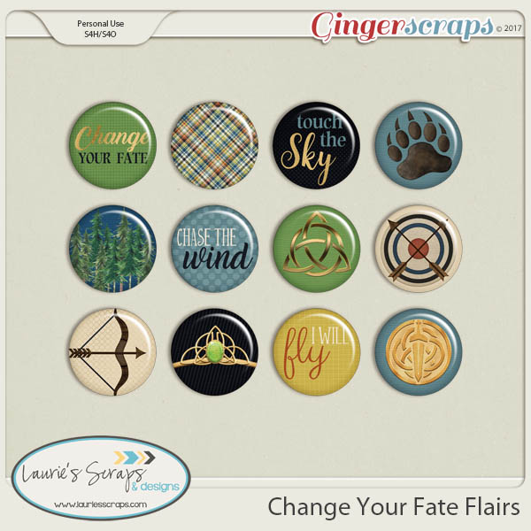 Change Your Fate Flairs