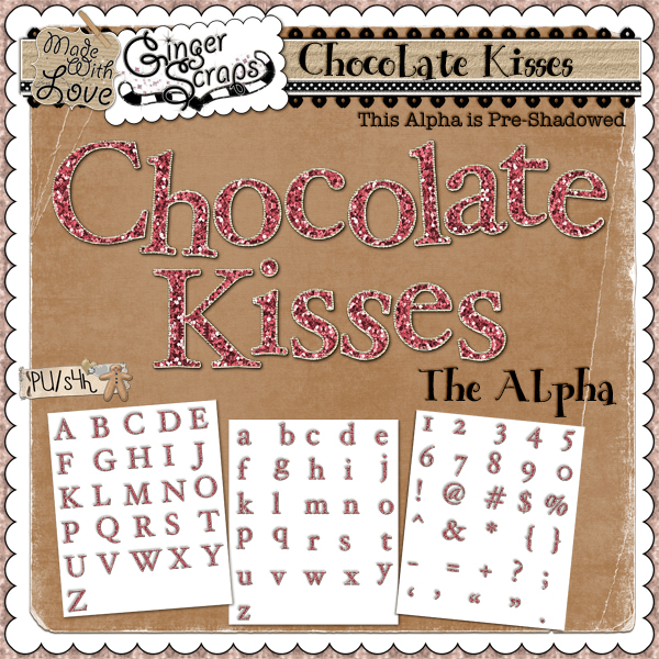 Chocolate Kisses: The Alpha