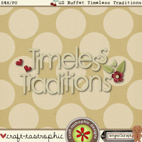 GS Buffet! Timeless Traditions Alpha by Craft-tastrophic