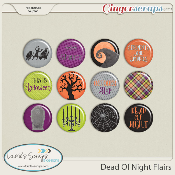 Dead Of Night Flairs