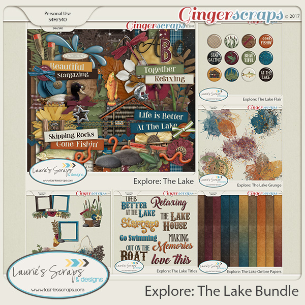 Explore: The Lake Bundle