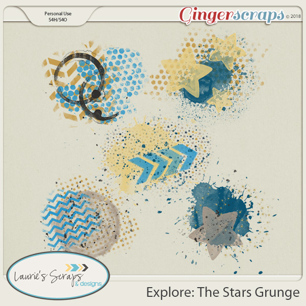 Explore: The Stars Grunge