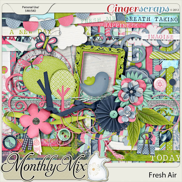 Monthly Mix: Fresh Air