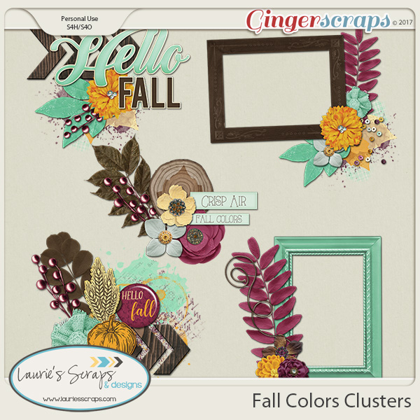 Fall Colors Clusters
