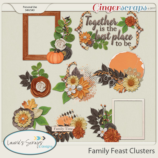 Family Feast Clusters