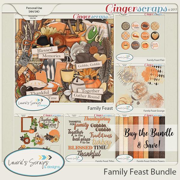 Family Feast Bundle