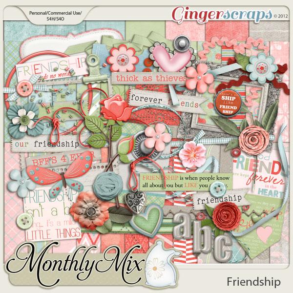 Monthly Mix: Friendship