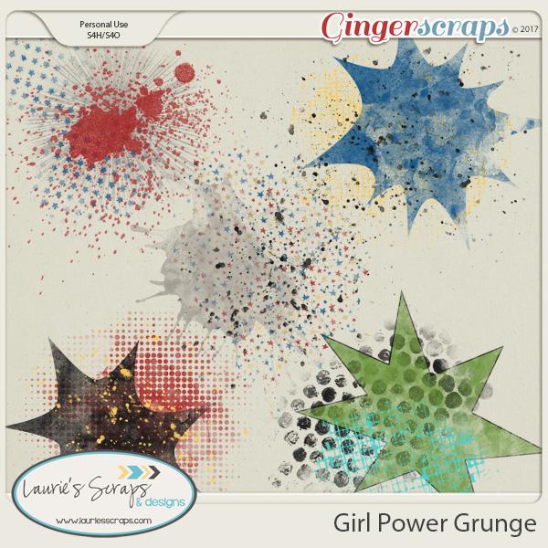 Girl Power Grunge