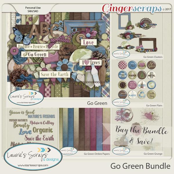 Go Green - Bundle