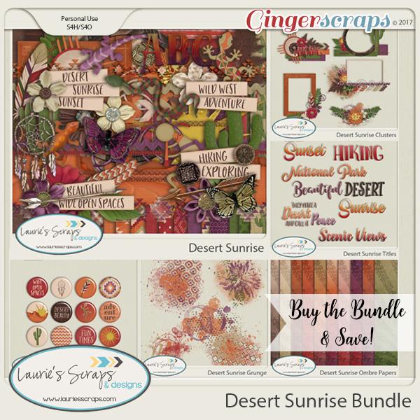 Desert Sunrise Bundle