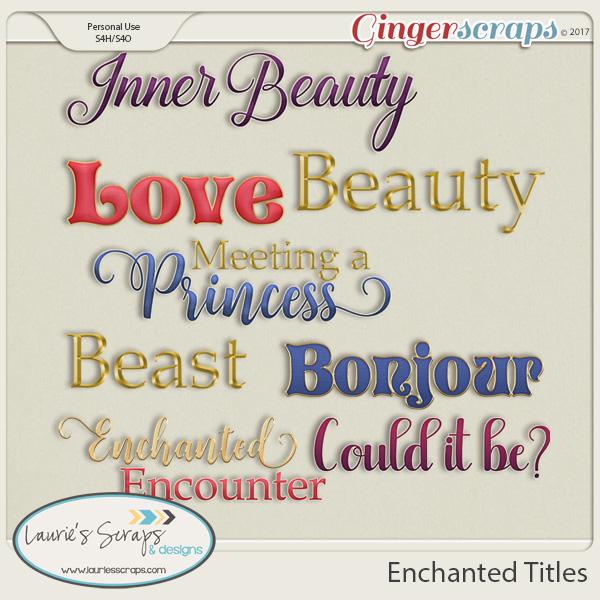 Enchanted Titles
