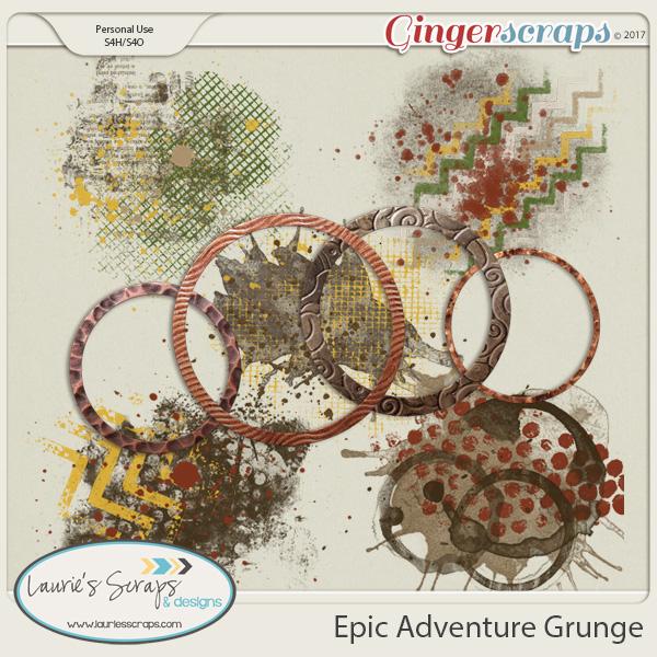 Epic Adventure Grunge