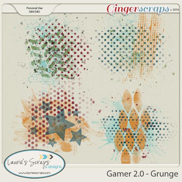 Gamer 2.0 - Grunge
